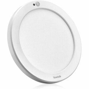 The Best Closet Lighting Option: Youtob Motion Sensor LED Ceiling Light