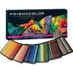 最好的彩色铅笔选项:Prismacolor Premier彩色铅笔,150包