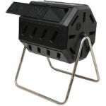 The Best Compost Tumbler Option: FCMP Outdoor IM4000 Tumbling Composter