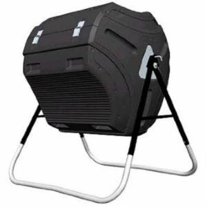 The Best Compost Tumbler Option: Lifetime 60058 Compost Tumbler