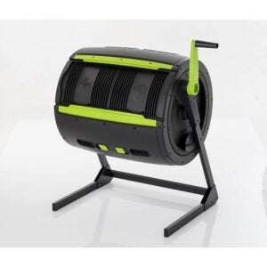 The Best Compost Tumbler Option: RSI Maze Two Stage Tumbler Composter