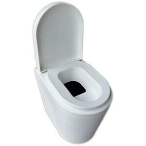 The Best Composting Toilet Options: SUN-MAR GTG COMPOSTING TOILET