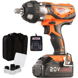 Best Cordless Impact Wrench 4Ah
