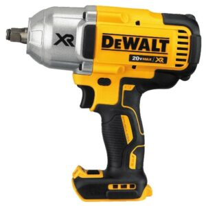 Best Cordless Impact Wrench DEWALT