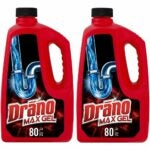 The Best Drain Cleaner for Hair Option: Drano Max Gel Drain Clog Remover and Cleaner
