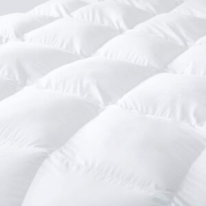 The Best Duvet Insert Options: Luxurious Full_Queen Size Siberian Goose Down Comforter
