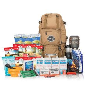 The Best Eartquake Kit Options: Sustain Premium Family Emergency Survival Kit