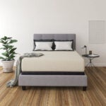 The Best Firm Mattress Options: Ashley Chime 12 Inch Medium Firm Memory Foam Mattress