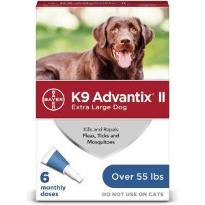 最好的跳蚤治疗K9