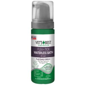 Best Flea Treatment Waterless