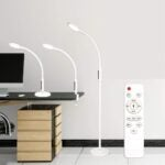 The Best Floor Lamps Options: Syrinx 3 in 1 LED Floor Lamp