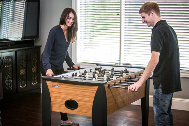 The Best Foosball Table Option