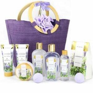 最好的礼品篮选项:Spa Luxetique礼品篮