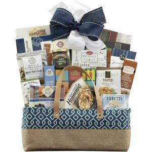 最好的礼品篮选项:Connoisseur美食礼品篮