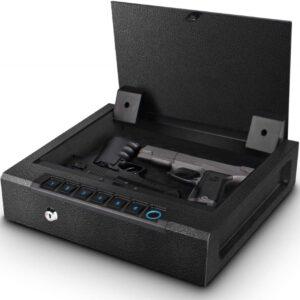 The Best Gun Safes Options: Moutec Biometric Gun Safe for Quick Access