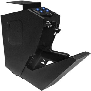 The Best Gun Safes Options: RPNB Mounted Firearm Safety Device