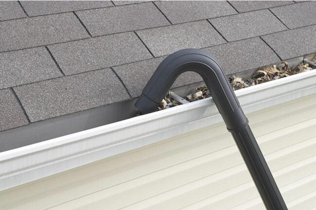 The Best Gutter Cleaner Option