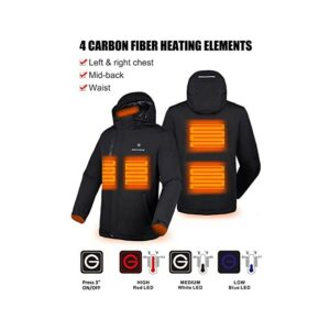 Best Heated Jacket Venture Men