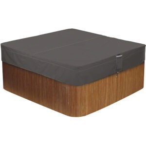 The Best Hot Tub Covers Options: Classic Accessories Ravenna Hot Tub Cover