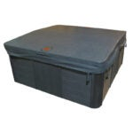 The Best Hot Tub Covers Options: Rectangular 5 in 3 in Tapered Spa Cover-800