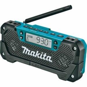 The Best Jobsite Radio Option: Makita RM02 12V Max CXT Compact Job Site Radio