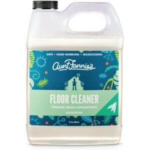 Best Laminate Floor Cleaner Aunt