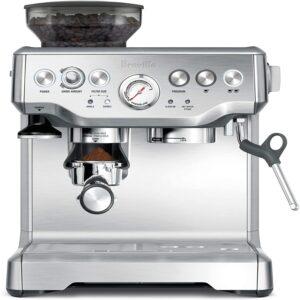 The Best Latte Machine Option: Breville BES870XL Barista Express Espresso Machine