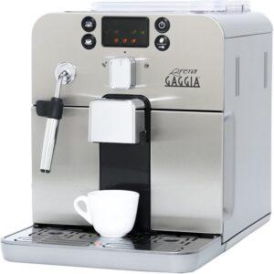 The Best Latte Machine Option: Gaggia Brera Super Automatic Espresso Machine