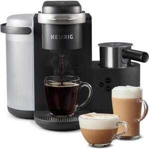 The Best Latte Machine Option: Keurig K-Cafe Coffee, Latte and Cappuccino Maker