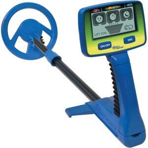 最好的金属探测器选项: Bounty Hunter Junior T.I.D. Metal Detector