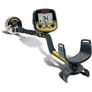 最好的金属探测器选项:Fisher Gold Bug Pro Metal Detector