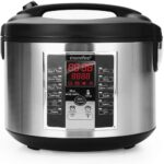 The Best Multi-Cooker Options: COMFEE' Rice Cooker, Slow Cooker, Steamer, Stewpot