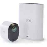 The Best Outdoor Security Camera Options: Arlo Ultra - 4K Wire-Free Security 1 Camera System