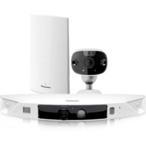 The Best Outdoor Security Camera Options: Panasonic HomeHawk Outdoor Wireless Security Camera
