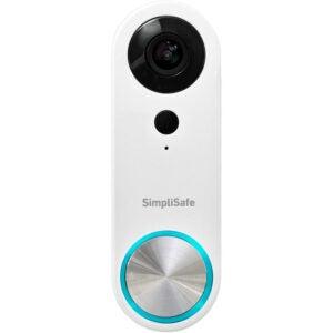 The Best Outdoor Security Camera Options: SimpliSafe Doorbell
