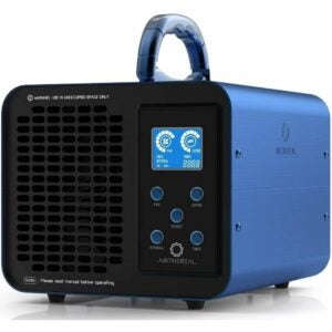 The Best Ozone Generator Option: Airthereal MA10K-PRODIGI Ozone Generator 10000 mg/hr