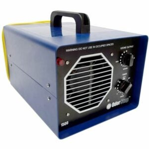 The Best Ozone Generator Option: OdorStop OS1500 - Ozone Air Purifier