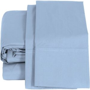 The Best Percale Sheets Options: Linen Home 100% Cotton Percale Sheets