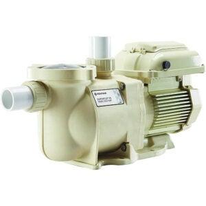 最好的泳池泵选项:Pentair Superflo变速池泵