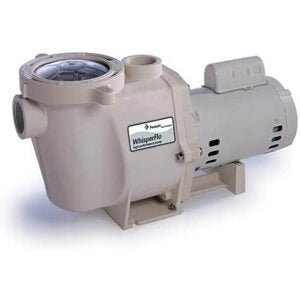 The Best Pool Pumps Option: Pentair WhisperFlo High-Performance Single Speed Pump