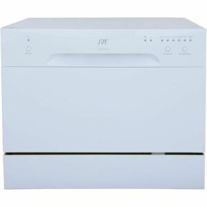 The Best Portable Dishwasher Option: SPT Compact Countertop Dishwasher