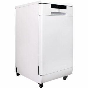 The Best Portable Dishwasher Option: SPT SD-9263W: 18″ Energy Star Portable Dishwasher