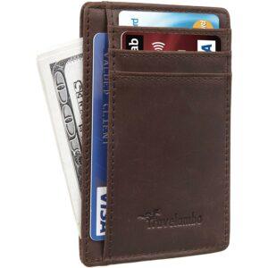 Best RFID Wallet Travelambo