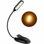 The Best Reading Light Option: Topelek Rechargeable Book Light