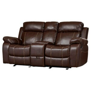The Best Recliners Options: Tuthill Double Gliding Reclining Loveseat