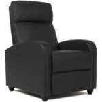 The Best Recliners Options: Wingback Recliner Chair