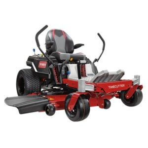 The Best Riding Lawn Mower Options: Toro 54 in. TimeCutter 24.5 HP Riding Mower