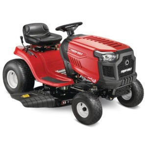 The Best Riding Lawn Mower Options: Troy-Bilt Pony 42 in. Riding Lawn Tractor
