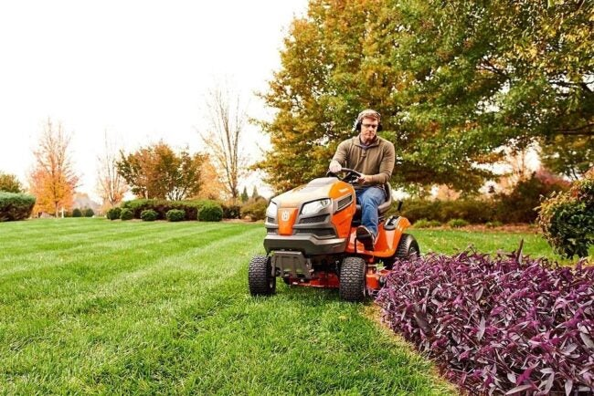 The Best Riding Lawn Mower Options