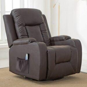 The Best Rocking Chair Option: ComHoma Recliner Chair Massage Rocker